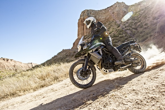 TIGER 800XRT / TIGER 800 XCA 限定導入のご案内