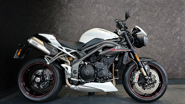 【特選中古車】New SPEED TRIPLE RS