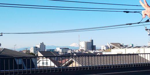 2/12富士山