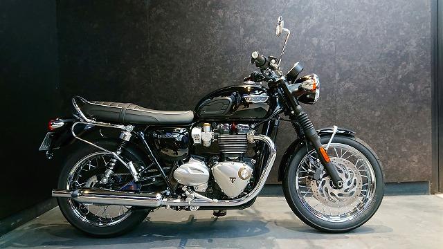 【特選中古車】Bonneville T120