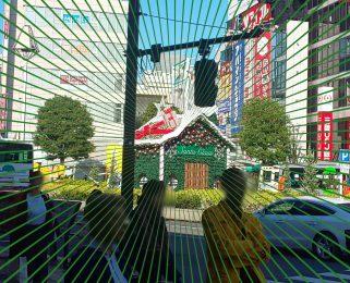 10/30吉祥寺駅前