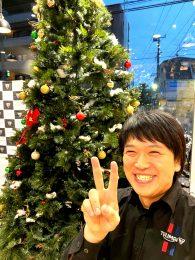 Christmas Party 西川さん