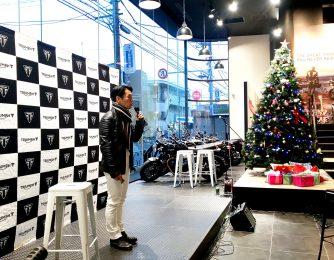Christmas Party 野田社長