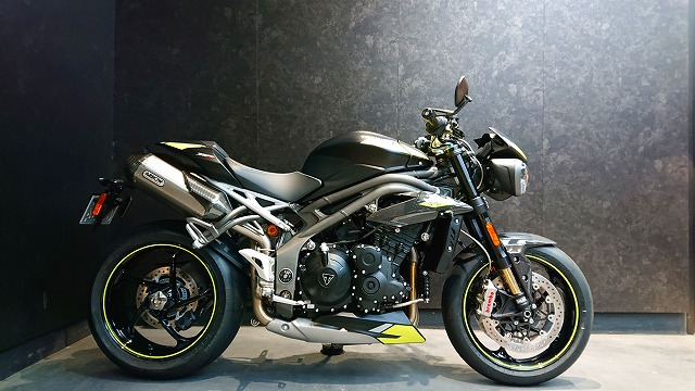 【特選中古車】Speed Triple RS