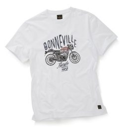 ASHWELL_T-SHIRT WHITE / JET BLACK